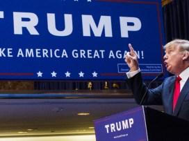 US presidential election, Facebook advertisement, Donald Trump, america New