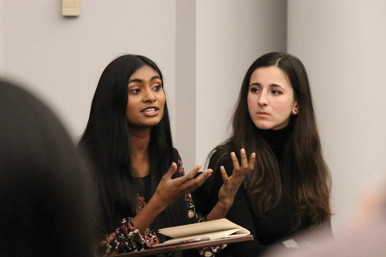 shruti palaniappan, Indian American, harvard student body, harvard university