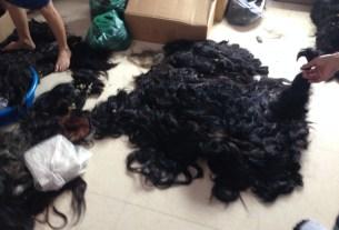 pak exports hair to china, fashion industry, export of human hair, pakistan News