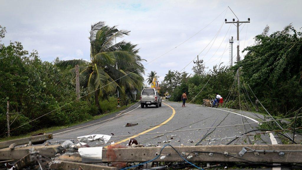 thailand storm, pabuk, andman island, india News