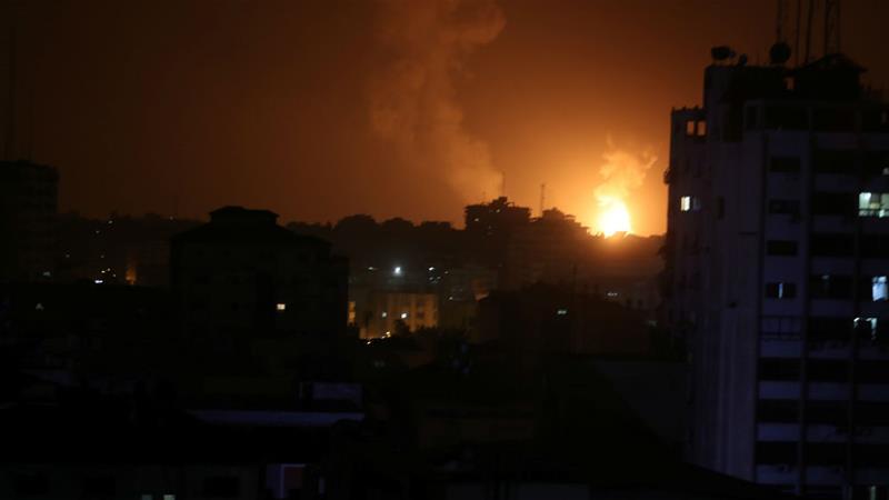 Tel Aviv, israel, Gaza strikes, World News