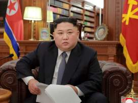 Kim Jong can stop nuclear disarmament talks with the US.