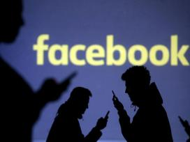 An attack on Facebook's fake accounts, removed 687 pages related to Congress and BJP.