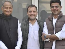Big Change in Congress Party: Ashok Gehlot will be Congress's new president, soon will announce!