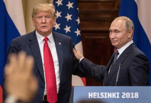 Vladimir Putin,Trump Putin Meeting,Russia,World News
