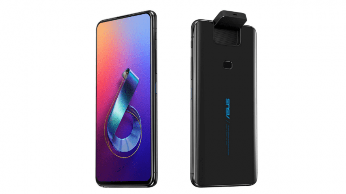 flip camera smartphone, Asus smartphone, asus 6z launch, asus 6z launched