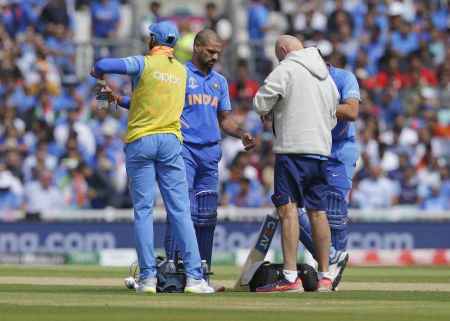 world cup 2019,shikhar dhawan ruled out,Shikhar Dhawan,cricket news,world cup news,rishabh pant, sports news