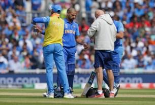 world cup 2019,shikhar dhawan ruled out,Shikhar Dhawan,cricket news,world cup news,rishabh pant, sports news