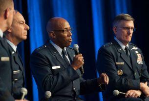 US Air Force news, US Air Force chief, us air force, general charles brown jr