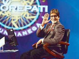 KBC will launch its twelfth season with Big B  Today at 9PM on Sony TV!