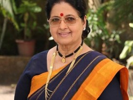 Veteran Actress Ashalata Wabgaonkar passes away due to COVID