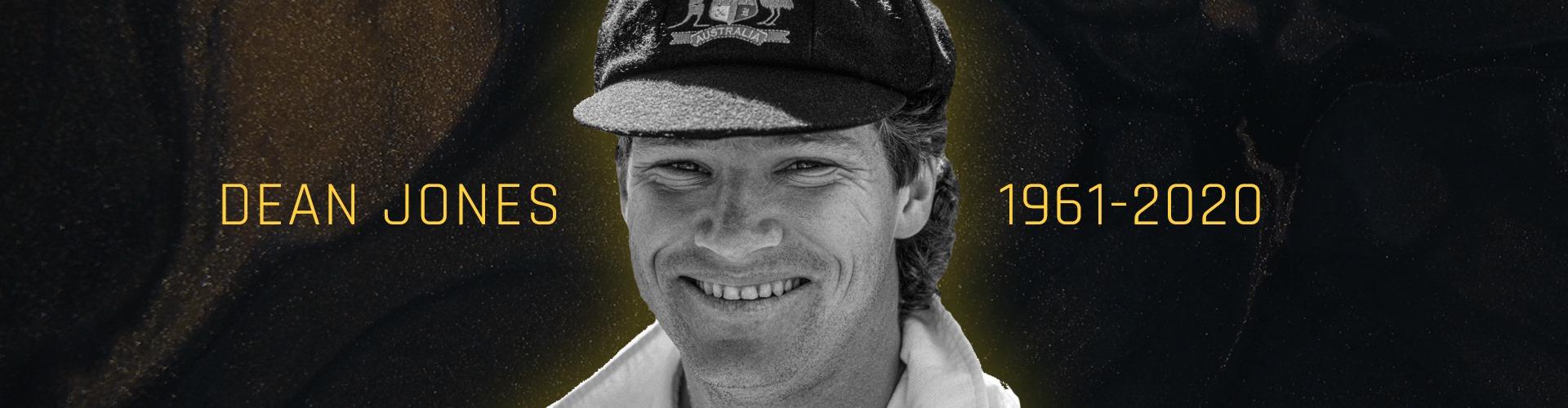 Dean Jones, Cricketer, Commentator, Cricket