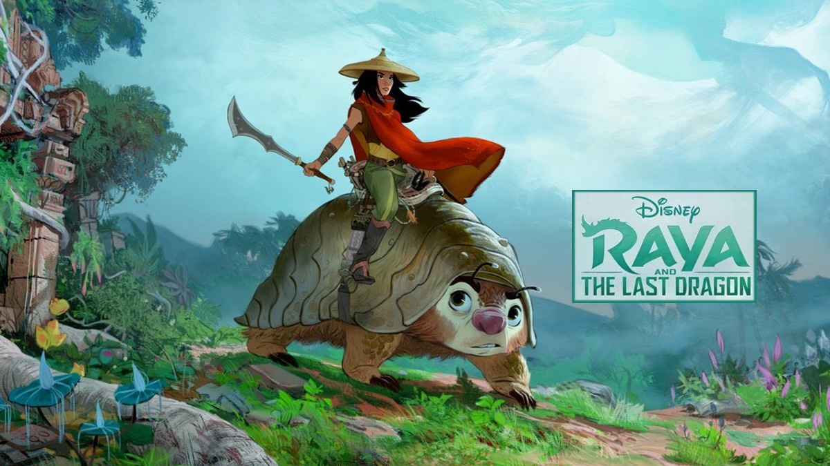 Raya and the Last Dragon trailer, Raya and the Last Dragon, Kelly Marie Tran, Raya and the Last Dragon kelly marie tran, raya, disney animated film, next disney film
