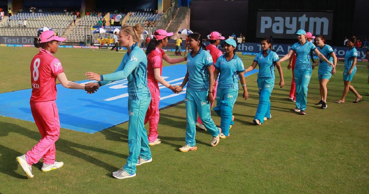 Women's IPL match