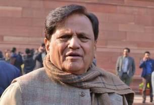 Ahmed Patel,COVID-19,Congress,Ahmed Patel dies,Ahmed Patel Death,ahmed patel died in gurgaon
