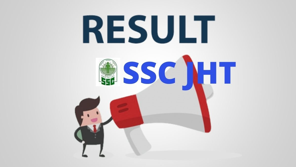 SSC JHT 2020