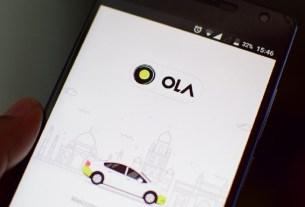 Ola app