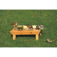 CJ Wildbird Foods Square Wild Bird Feeding Table Ground ...