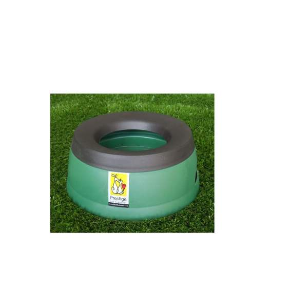 Prestige Pet Road Refresher -spill Water Bowl Green