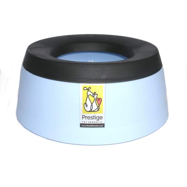 Prestige Pet Road Refresher -spill Water Bowl Blue