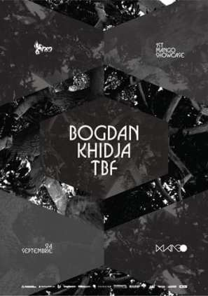 Bogda, Khidja, TBF @ Studio Martin