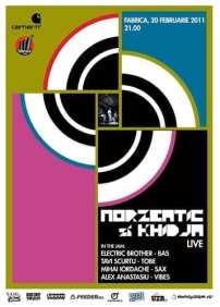 Norzeatic & Khidja + Guests @ Fabrica
