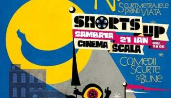 ShortsUP Comedy Night @ Scala