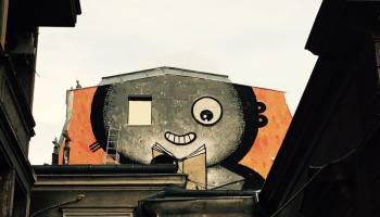 Pisică Pătrată @ Street Delivery 2016