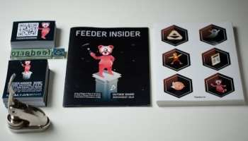feeder insider booklet #01 first edition