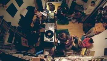 G76 și Vlad Caia @ Misbits Record Shop