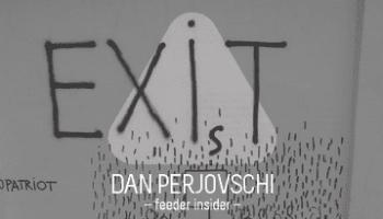 feeer insider w/ Dan Perjovschi