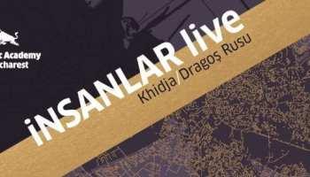 Red Bull Music Academy pres. iNSANLAR live @ Control