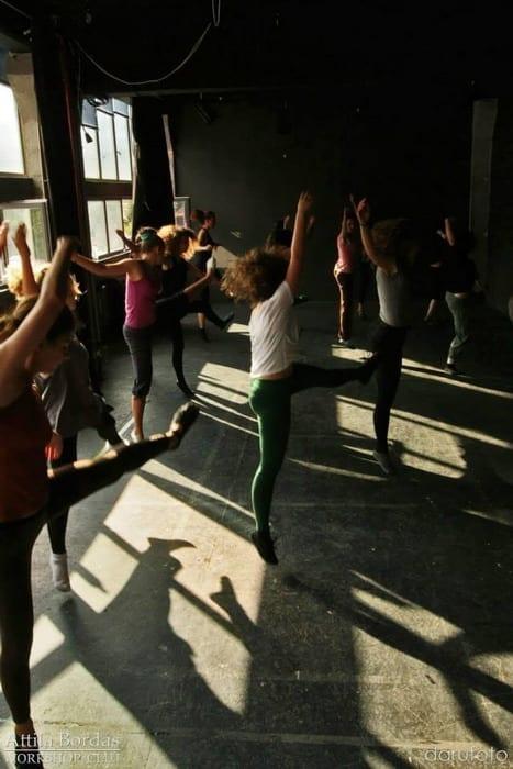 Atelier de dans cu Attila Bordas @ Fabrica de Pensule