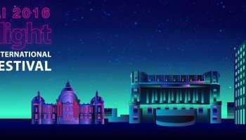Spotlight International Light Festival @ Bucharest