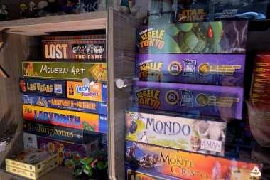 Lista localurilor recomandate pentru o seară de boardgames