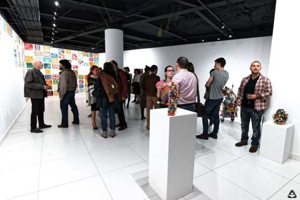 Anna Khodorkovskaya HOW DEEP IS YOUR ART? Mobius Gallery