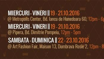 Burger Van @ Metropolis, Pipera, Art Fashion Fair