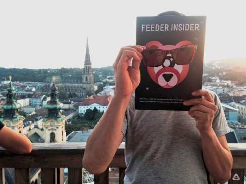 Feeder in Linz