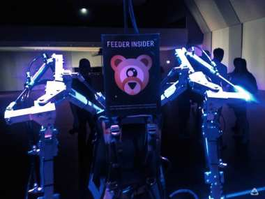 feeder @ ars electronica