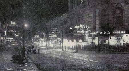 1935 Cinema Capitol bulevardul elisabeta