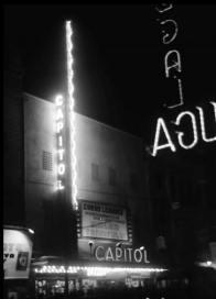 1941 Willy Pragher Cinema Capitol