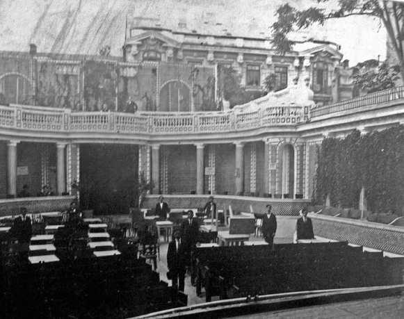 1916 Teatru de vara Alhambra