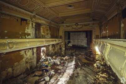 Capitol Cinema / Summer Theatre