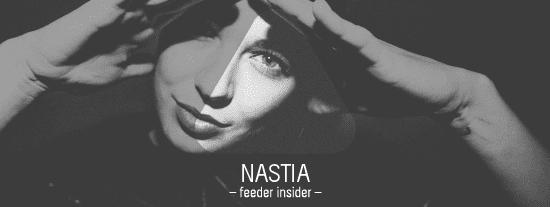 feeder insider w/ Nastia