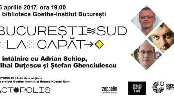 București-Sud. La capăt. @ Goethe Institut București