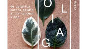 FOLIAGE @ Monteoru Romanian Design Week collateral event