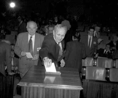 Senat, Sala Omnia 1992