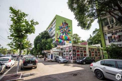 Okudart/ 2017 / Bulevardul Dimitrie Cantemir 6