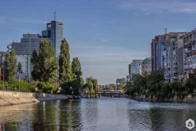 Pandele/ 2017 / Dâmbovița Smart River / Bulevardul Unirii 22