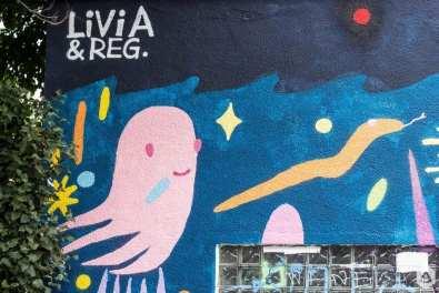 Livia & Reg Arthur Verona Street Art (22)